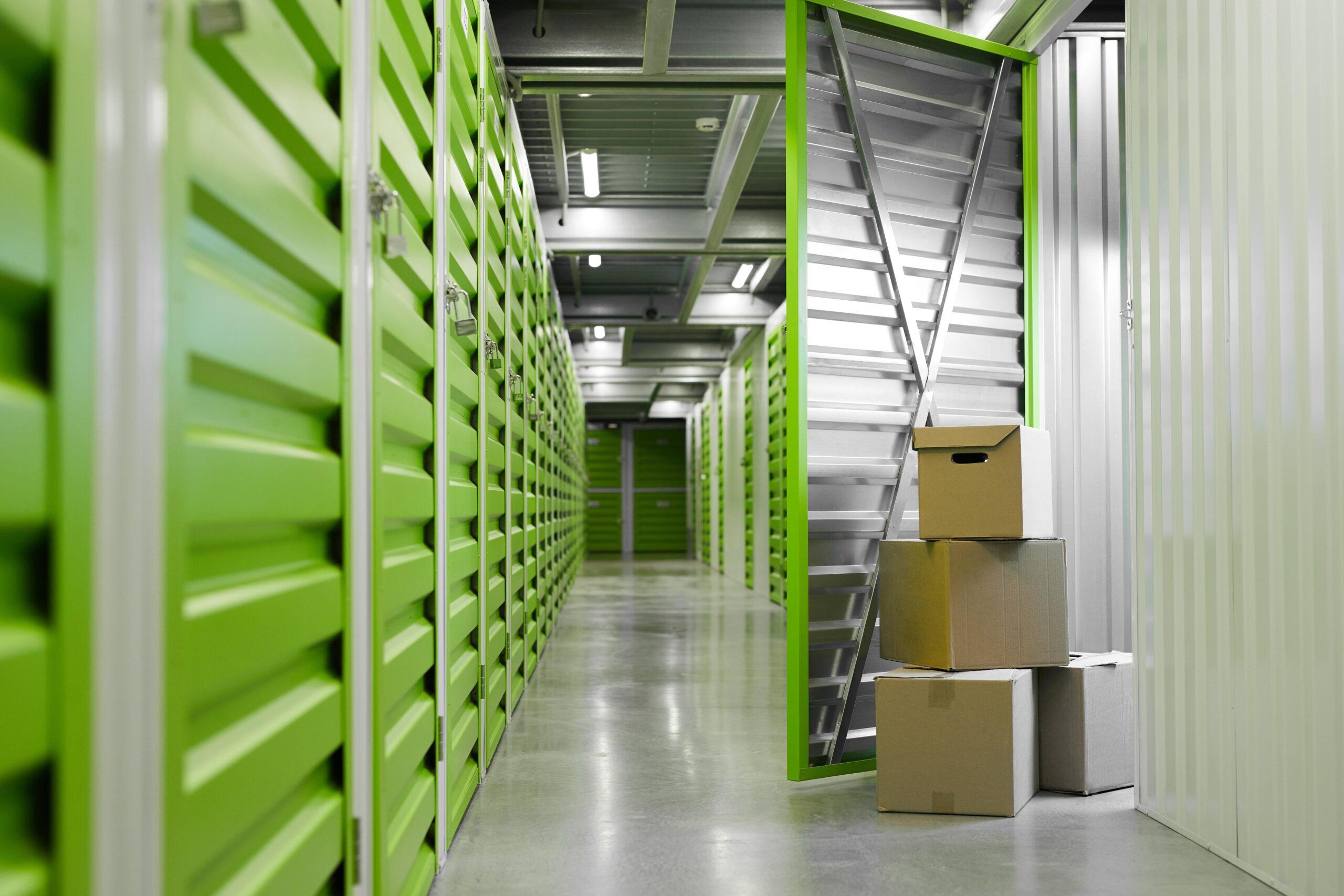 storage in glasgow